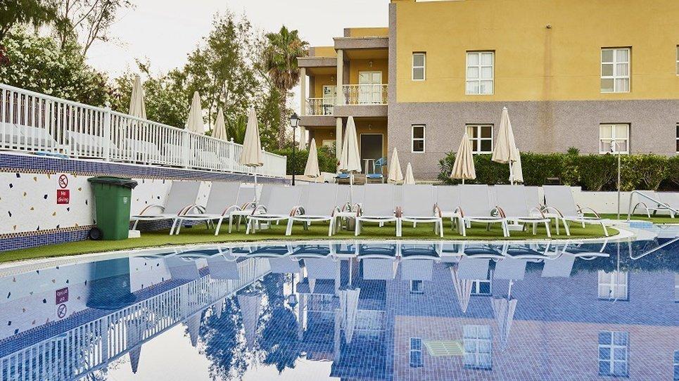 POOL FÜR ERWACHSENE Hotel Coral Compostela Beach Golf