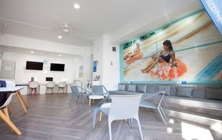 Gemeinschaftsräume Hotel Coral Compostela Beach Golf