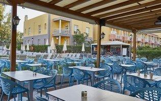 Restaurant Hotel Coral Compostela Beach Golf