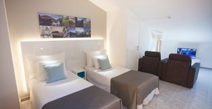 Dual floor grand apartment 3 erwachsene Coral Compostela Beach Golf Hotel