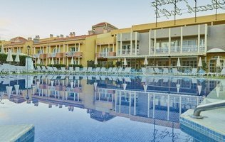 Schwimmbad Hotel Coral Compostela Beach Golf