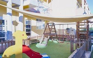 Kinderbereich Hotel Coral Compostela Beach Golf