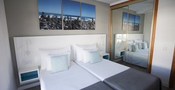 STANDARD-APARTMENT A1 Hotel Coral Compostela Beach Golf