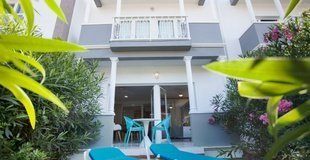 Apartment a1 mit privatgarten Coral Compostela Beach Golf Hotel
