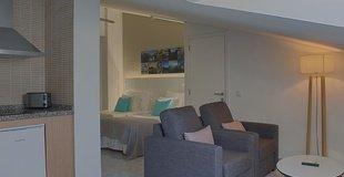 WOHNUNG LOFT Hotel Coral Compostela Beach Golf