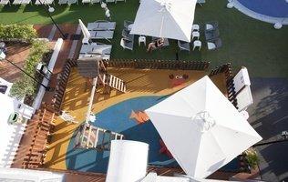 Spielplatz Hotel Coral Compostela Beach Golf