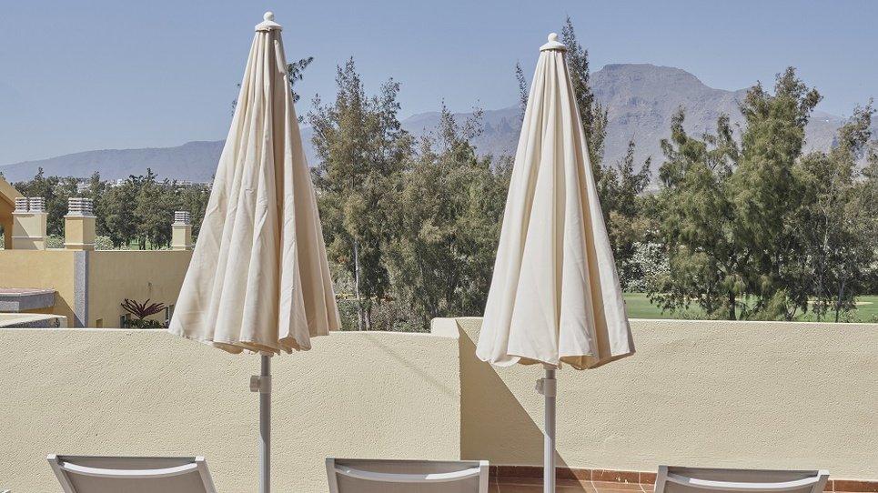 SONNENTERRASSE Hotel Coral Compostela Beach Golf