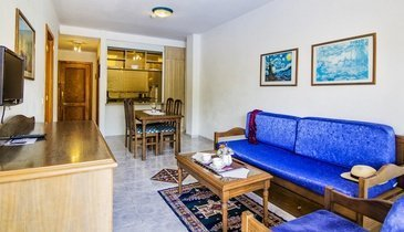 Familien-Appartements Hotel Coral Compostela Beach Golf